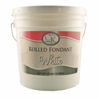 White Rolled Fondant