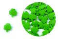 Shamrocks Edible Confetti Sprinkles