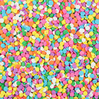 Baby Edible Confetti, Sugars and Sprinkles