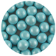 Small Blue Pearl Gumballs