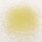 Pastel Yellow Coarse Sugar / Sugar Crystals