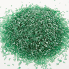Green Pearlized Coarse Sugar / Sugar Crystals