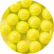 Yellow Candy Beads