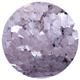 Silver Squares Edible Glitter