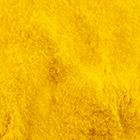 Yellow Extra Fine Edible Glitter Dust