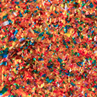 Multi Edible Glitter Flakes