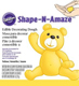 Yellow Shape-N-Amaze Edible Decorating Dough