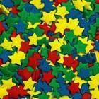 Jumbo Stars Confetti Sprinkles