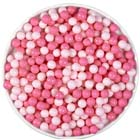 Pink Bubble Gum Candy Beads