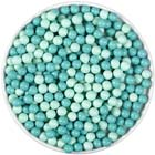 Blue Raspberry Candy Beads