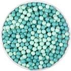 Blue Raspberry Candy Beads