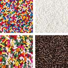 Non-Pareils and Jimmies Sprinkle Set