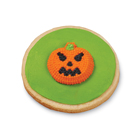 Jack-O-Lantern Face Icing Decorations