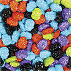 Colorful Skulls Sprinkles