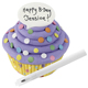 Speech Bubble Royal Icing Decorations w/ Pen