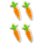 Carrot Icing Decorations
