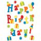 Happy Birthday Icing Decorations