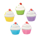 Cupcake Royal Icing Decorations