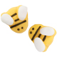 Bumble Bee Royal Icing Decorations