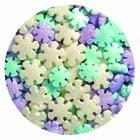 Frozen Snowflake Sprinkles