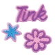 Tinker Bell Icing Decorations/Sugar Layons