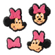 Minnie Mouse Icing Decorations