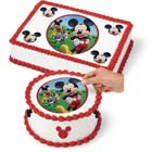 Sugar Sheets!™- Mickey Mouse