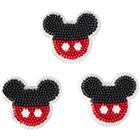 Mickey Mouse Roadster Icing Decorations