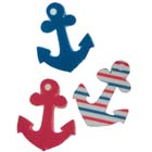 Anchor Icing Decorations