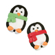 Penguin Royal Icing Decorations