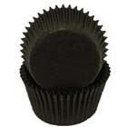Black Standard Baking Cups