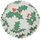 Christmas Holly Standard Baking Cups