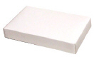 1/2 lb. White Candy Box