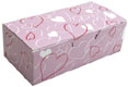 1 lb. Entangled Heart Candy Box
