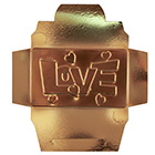 Love Candy Bar Mold