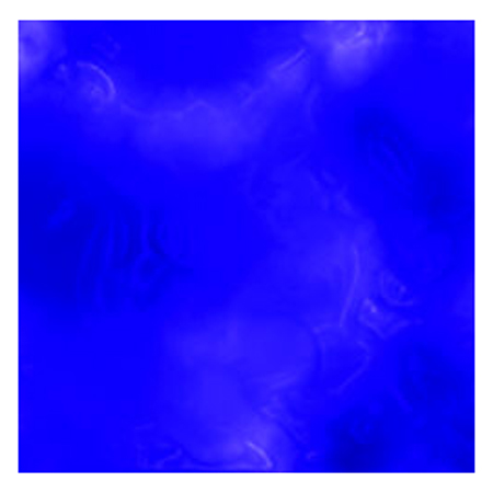 "4 x 4"" Foil Wrapper Dark Blue"