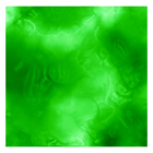 "4 x 4"" Foil Wrapper Green"
