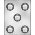 Cupcake Sandwich Cookie Chocolate Mold
