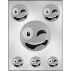 Wink Expression Chocolate Candy Mold