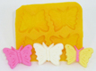 Butterfly Flexible Rubber Candy Mold