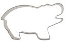 Hippo Cookie Cutter
