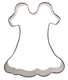 Girl Dress Cookie Cutter