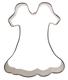 Girl Dress Cookie Cutter