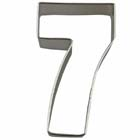 Collegiate Number 7 Cookie Cutter