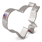 Banner Heart Cookie Cutter by Lila Loa