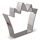 King's Crown Cookie Cutter