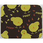 Chocolate Transfer Sheet - Chicks
