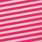 Chocolate Transfer Sheet - Raspberry Classic Stripe