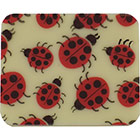 Chocolate Transfer Sheet - Lady Bugs