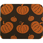 Chocolate Transfer Sheet - Pumpkin Orange